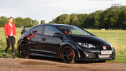 �㽶���Լ�2015���Civic Type R