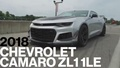 科迈罗 ZL1 1LE Lightning Lap 2017 - Car and Driver