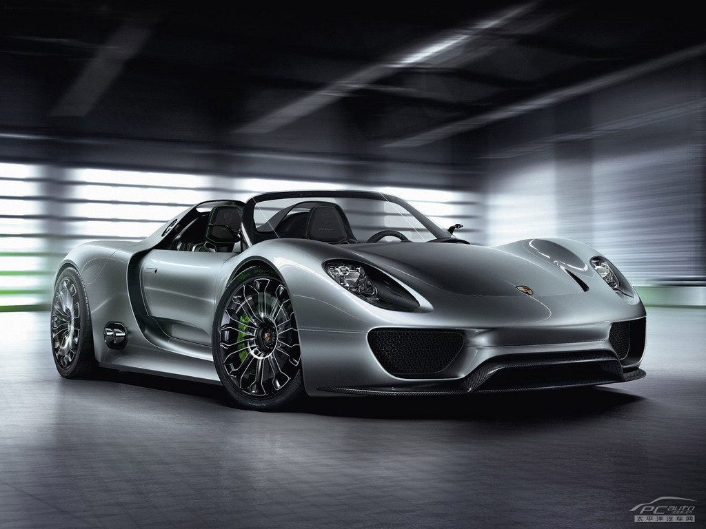 保时捷918 2014款 Spyder Weissach package